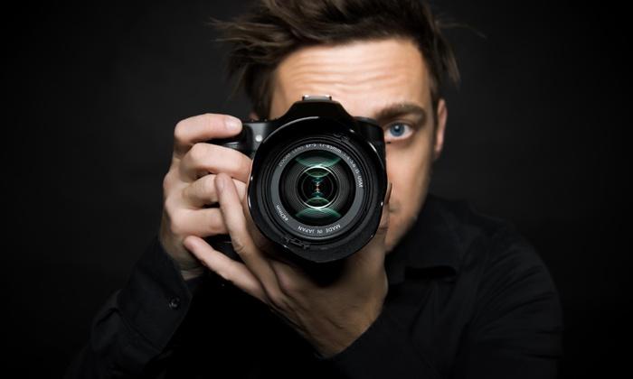 Pro-tem Studios - Downtown Lancaster: Four-Day Photography Course at Pro-Tem Studios (50% Off)