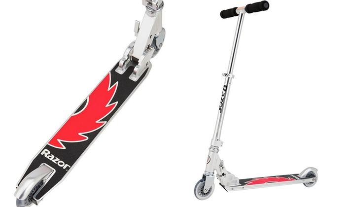 Razor Pro Model Scooter: Razor Pro Model Scooter. Free Returns.