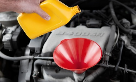 $19 for Auto-Care Package at Certi-Tate Tires & Automotive Center ($90 Value)