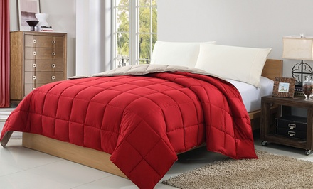 Chic down alternative comforter groupon goods for City chic bedding home goods