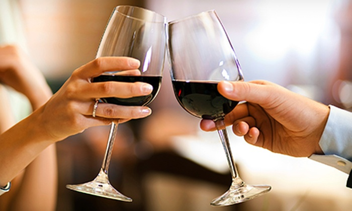Vintner's Cellar - Northwest District: Wine Tasting with Food Platter for Two or Four at Vintner's Cellar (Up to 55% Off)