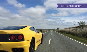 Golden Moments : 20- or 45-Minute Ferrari Driving Experience for One with Golden Moments