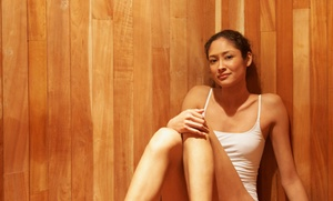 iThrive Yoga Studio: Three 30-Minute Infrared Sauna Sessions or a Cleanse Package at iThrive Yoga Studio (Up to 53% Off)