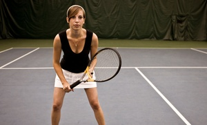 At Love Tennis: $20 for $40 Groupon — At Love Tennis