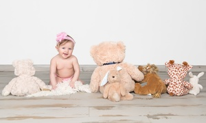 Lina's Photography: Choice of Bronze, Silver or Gold Photoshoot with Edited Images and Optional Print at Lina's Photography (Up to 72% Off)
