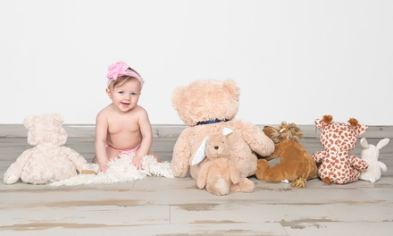 Choice of Bronze, Silver or Gold Photoshoot with Edited Images and Optional Print at Linas Photography (Up to 72% Off)