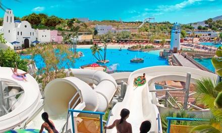 Entrada durante un día a Aqua Natura Benidorm para niño y/o adulto desde 12,50 €