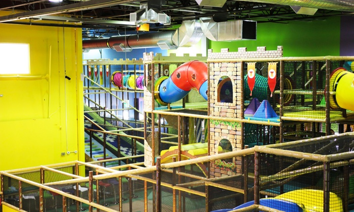 Playtopia - From C$8 - Vaughan, ON, CA | Groupon