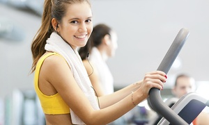 Fit 4 Life Fitness: 30-Day Gym Pass for One ($29) or Two People ($55) at Fit 4 Life Fitness, Glenfield (Up to $138 Value)