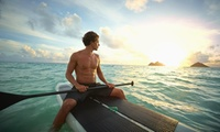 Choice of Paddleboarding Experience with Optional Visit to Restaurant for One or Two from SUPKiko (Up to 48% Off)