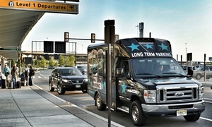 Newark Airport Long Term Parking: Five or Seven Days of Airport Parking at Newark Airport Long Term Parking (Up to 56% Off)