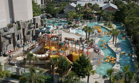 Stay at Ocean Dunes Resort and Villas in Myrtle Beach, SC, with Dates into October (Getaways Beach Vacations) photo