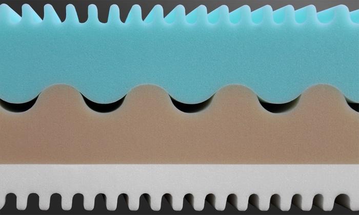 Ageostan Materassi.Materasso In Memory Foam Groupon Goods