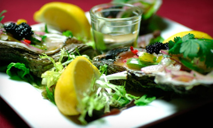 Ceviche - Delray Beach: $25 for $50 Worth of Tapas, Ceviche, and Drinks for Dinner at Ceviche