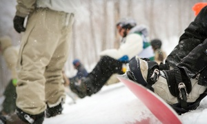 Olympus Board Shop: Snowboard Tune-Up or One- or Two-Day Snowboard Rental at Olympus Board Shop (Up to 52% Off)