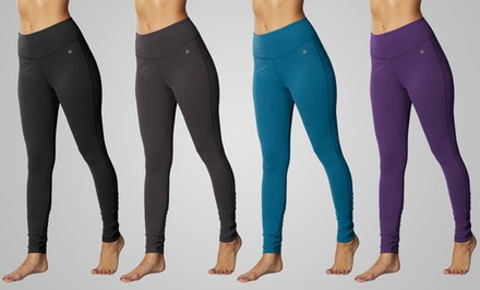 Bally Shape Tek Ruched Slimming Leggings. Multiple Colors Available.