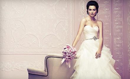 $100 Worth of Bridal Accessories - Philadelphia Bridal Company Bridal Loft in Philadelphia