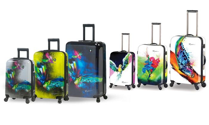 ab79fd7ef Mia Toro Prado Collection Italian Luggage Set (3-Piece)