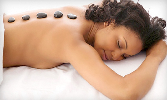 Shanti Ohm Peace - Watts Hospital-Hillandale: 60-Minute Hot-Stone or Cupping Massage or Spa Party for 4, 6, or 10 from Shanti Ohm Peace (Up to 54% Off)