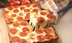 Jet's Pizza: $11 for $20 Worth of Pizza at Jets Pizza