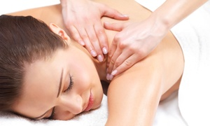 Oceanic Hair & Beauty: One-Hour Full Body Swedish or Hot Stone Massage with Optional Facial at Oceanic Hair and Beauty