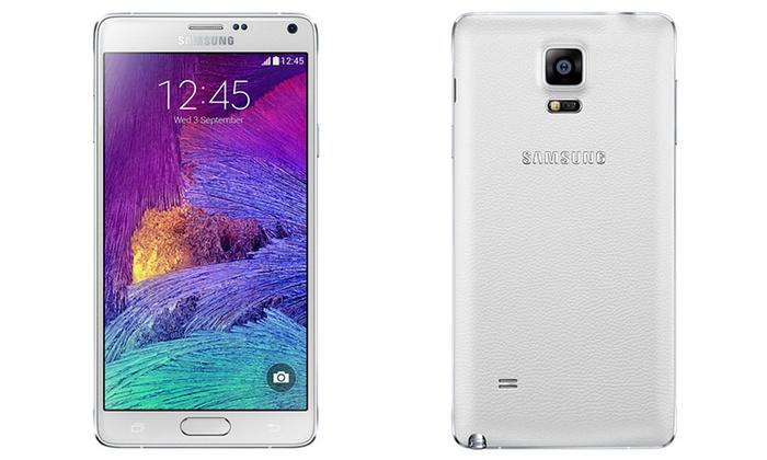 f76feec107ee7 Samsung Galaxy Note 4 reacondicionado Samsung Galaxy Note 4 reacondicionado  ...