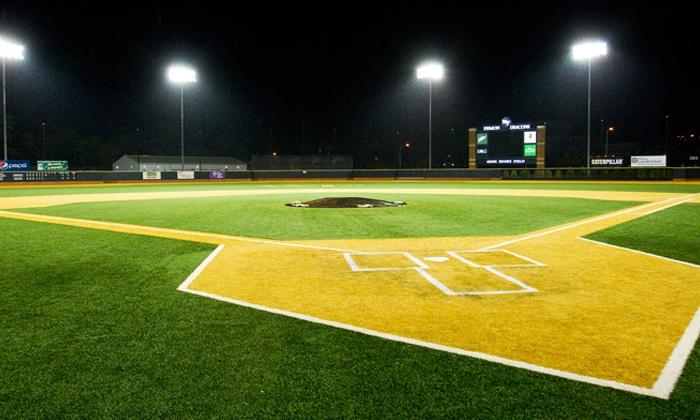 Wake Forest University Baseball Camps - Gene Hooks Stadium: $174 for Week of Full-Day Baseball Camp for a Child at Wake Forest University Baseball Camps ($250 Value)