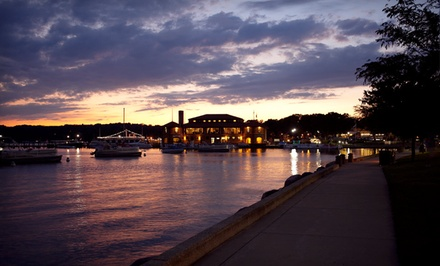 Stay at The Cove of Lake Geneva in Wisconsin. Dates into June.
