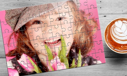 Custom Photo Puzzle from Printerpix. 5