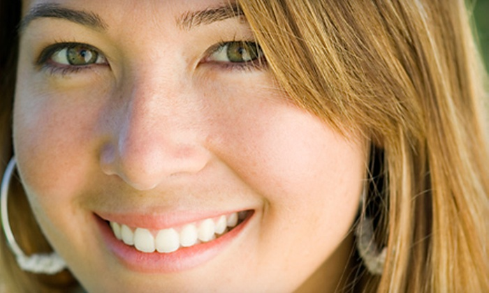 Dr Shriver's La Jolla Smile Center - Village: $49 for Dental Checkup with Exam, X-Rays, Cleaning, and Take-Home Whitening Kit at La Jolla Smile Center ($888 Value)