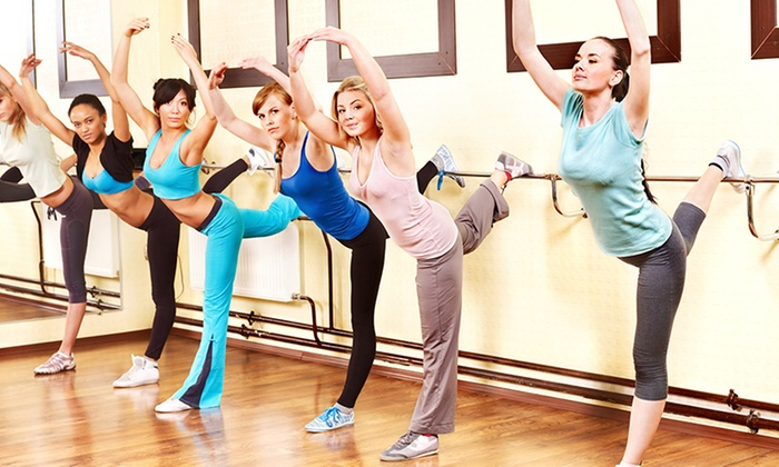 Bayside Yoga Barre - Northwest Virginia Beach: Four Weeks of Yoga Barre Classesfrom Bayside Yoga Barre