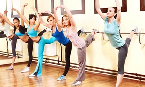 Heat Fitness and Yoga Instruction: 5 or 10 Fitness Classes or One Month of Unlimited Classes at Heat Fitness and Yoga Instruction (Up to 63% Off)