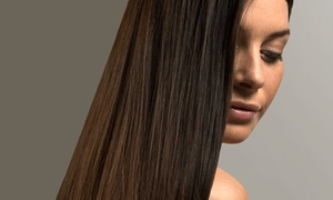 Rock Paper Scissors Hair Studio: One or Two Brazilian Blowouts at Rock Paper Scissors Hair Studio (Up to 66% Off)