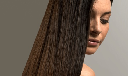 One or Two Brazilian Blowouts at Rock Paper Scissors Hair Studio (Up to 66% Off)