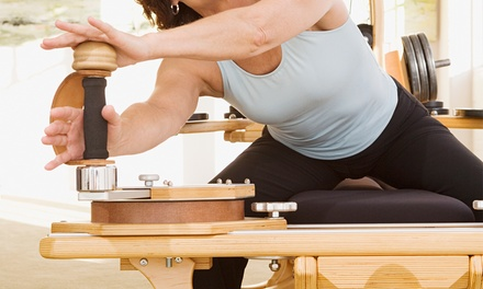 Two Private Gyrotonic Sessions for One or Two at Sandia Spirals (Up to 67%Off)