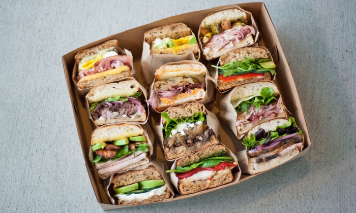 Catered Sandwiches - Homegrown Sustainable Sandwich Shop | Groupon