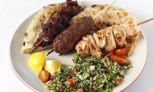 Le Watane: Menu Dégustation extra ou Mezze du Watanepour 2 personnes dès 29,90 € au restaurant Le Watane