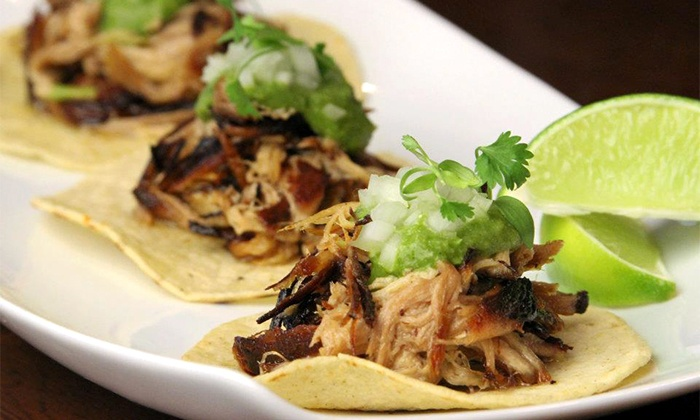 Xochitl - Center City East: Four-Course Prix Fixe Mexican Dinner with Wine Pairings for Two or Four at Xochitl (40% Off)