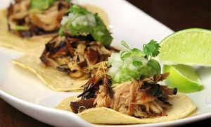 Xochitl: Four-Course Prix Fixe Mexican Dinner with Wine Pairings for Two or Four at Xochitl (40% Off)