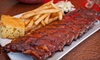 Tiffany's Restaurant Toms River- OOB - Toms River: Casual American Cuisine and Drinks for Two or Four at Tiffany's (Up to 50% Off)