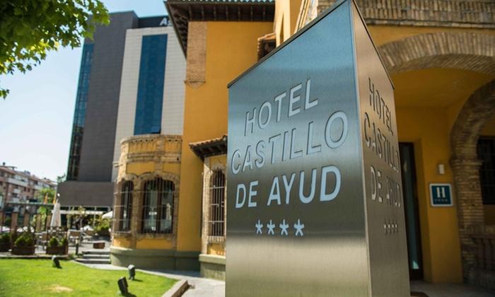 Ste castillo de ayud groupon - Castillo de ayud ...