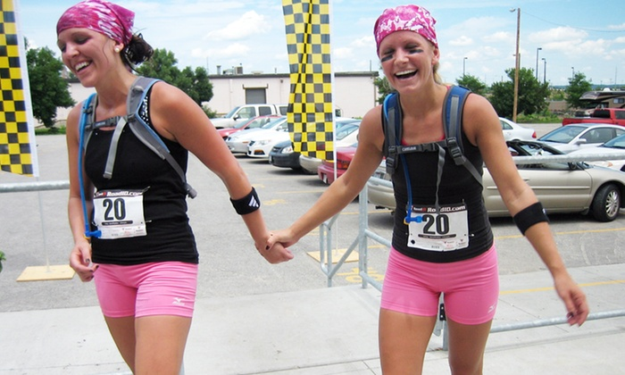 Sierra Adventure Sports - Kansas City: $59 for Scavenger Dash for a Team of Two on June 22nd from Sierra Adventure Sports ($127.59 Value)