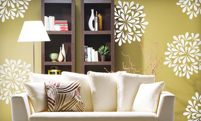 The Vinyl Touch: $20 for $40 Worth of Vinyl Wall Decor from The Vinyl Touch