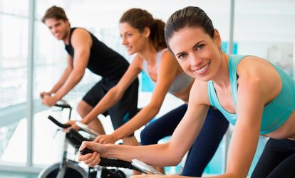image for Five Spinning Classes at Energie Fitness (62% Off)