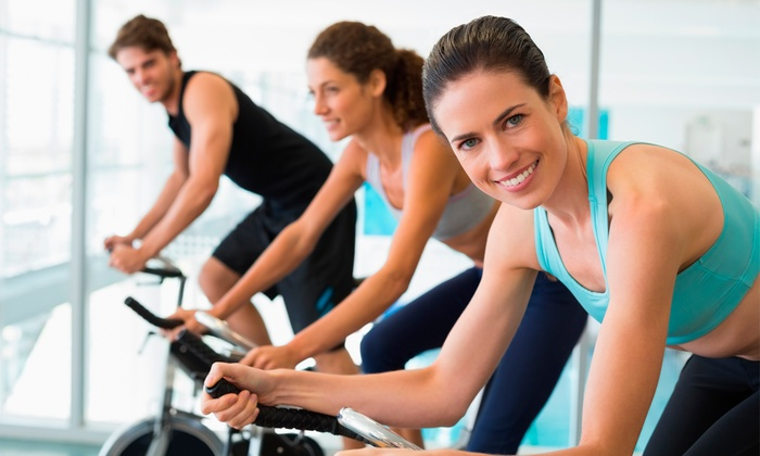bike2thebeat - Tustin: Five Classes or One Month of Unlimited Classes at bike2thebeat (Up to 65% Off)