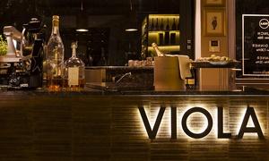 Viola Ristorante (Alassio): Degustazione gourmet di pesce e vino, con cruditè e crostacei, più vino al Ristorante Viola (sconto 58%)