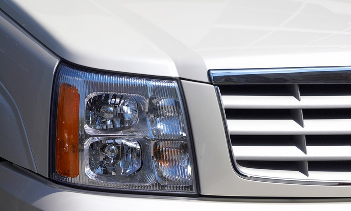 Rich's Smog & Repair - East Industrial: $21 for a Restoration of Both Headlights at Rich's Smog & Repair ($55 Value)