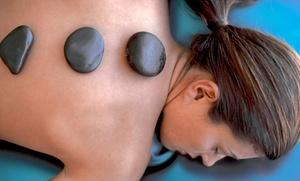 Skylight Massage and Skincare: Ashiatsu Massage with Face Massage, Hot Stones, or Aromatherapy at Skylight Massage and Skincare (Up to 58% Off)