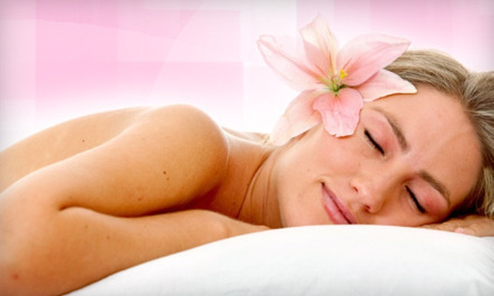 Compliments at A Hilton Salon & Spa - North Mountain: 60-Minute Massage and European Facial with Option for a Body Wrap at Compliments at A Hilton Salon & Spa (Up to 62% Off)