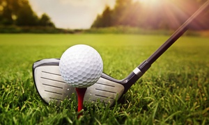 Lone Tree Golf Club: 18-Hole Round of Golf for 1, 2, or 4 with Cart, Range Balls, and Drink at Lone Tree Golf Club (Up to 56% Off)